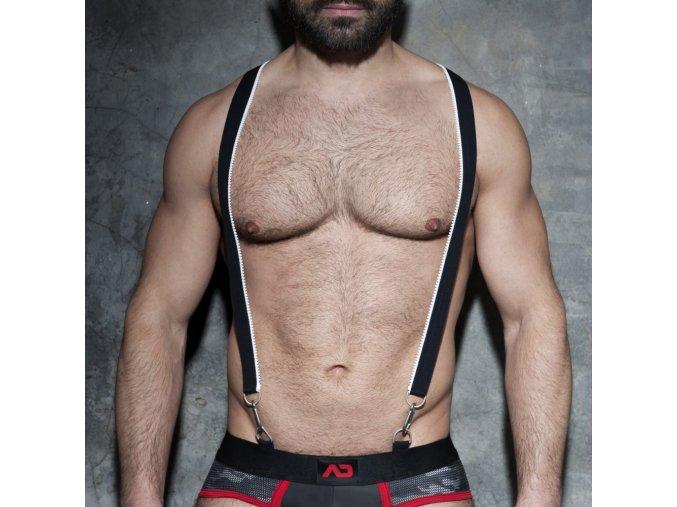 adf89 zipper suspenders