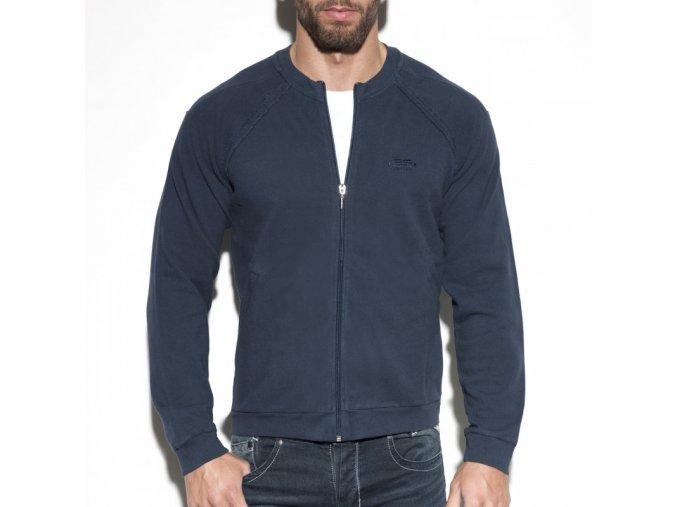 jck07 cotton knit jacket