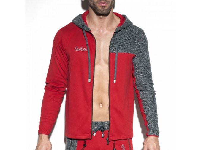 sp202 dystopia combi jacket