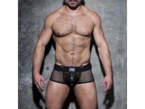 adf78 mesh mixed bottomless trunk