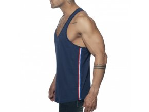ad777 flags tape tank top