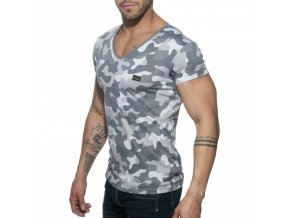 ad800 washed camo t shirt
