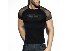 ts264 ranglan mesh t shirt