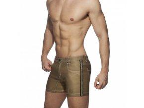 ad927 shiny shorts