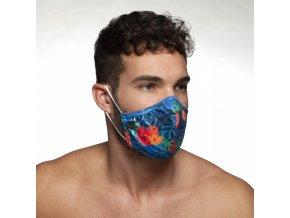 ac099 flowery mask