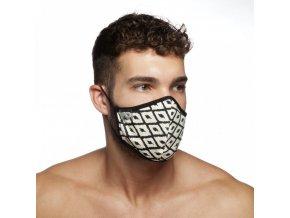 ac116 rhombus mask