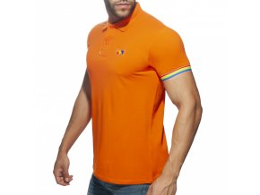 ad960 rainbow polo shirt