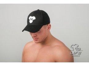 Kšiltovka Maskulo Men's Curved brim Cap - černá