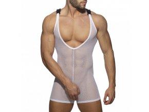 ad945 mesh wrestling suit