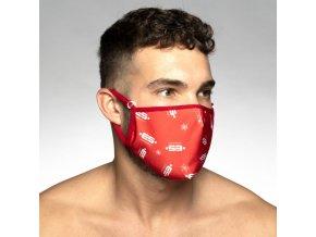 ac135 xmas face mask