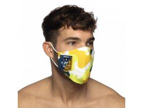 ac127 camo shield ad face mask
