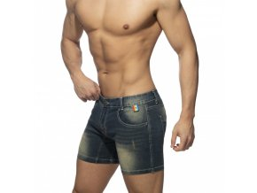 ad991 rainbow tape short jeans (4)