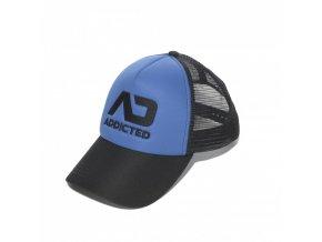 Kšiltovka AD FETISH CAP - modrá