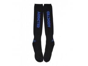 Ponožky AD FETISH ADDICTED SOCKS - modré