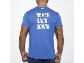 ts172 never back down u neck t shirt (7)