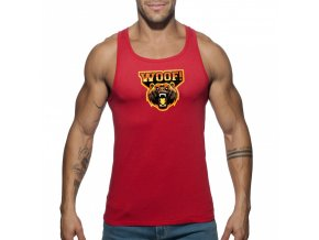 ad603 woof digital tank top