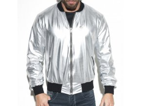 jck11 reversible metallic bomber