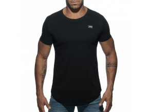 ad696 basic u neck t shirt (5)
