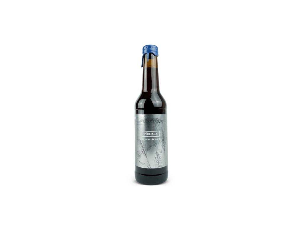 Beer; Pohjala Odravein BA 29,17° alk. 14%, 0,33l