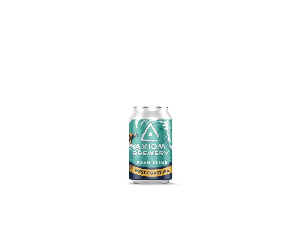 Axiom Brewery - Foam Climb 15°, West Coast IPA
