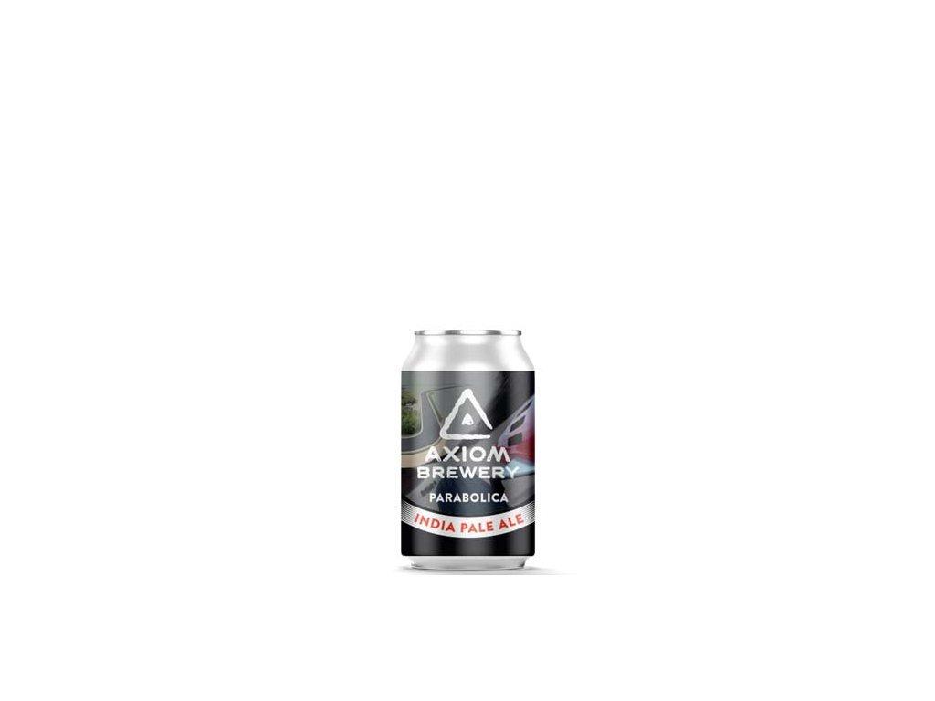 Axiom Brewery - Parabolica 16°, 6,2% alk. IPA s citronovou trávou a limetkovými listy
