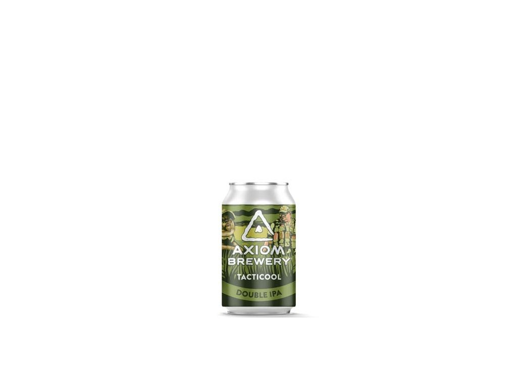 Axiom Brewery - Tacticool 18°, 8,0% alk. DIPA