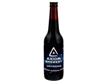 Axiom Brewery - Universum Oatmeal 31°, 14,5% alk. Russian Imperial Oatmeal Stout