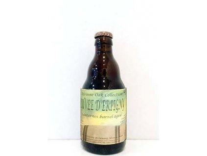 Beer; Alvinne Cuvée d´Erpigny Sauternes BA 26° alk.12,2% 0,33l