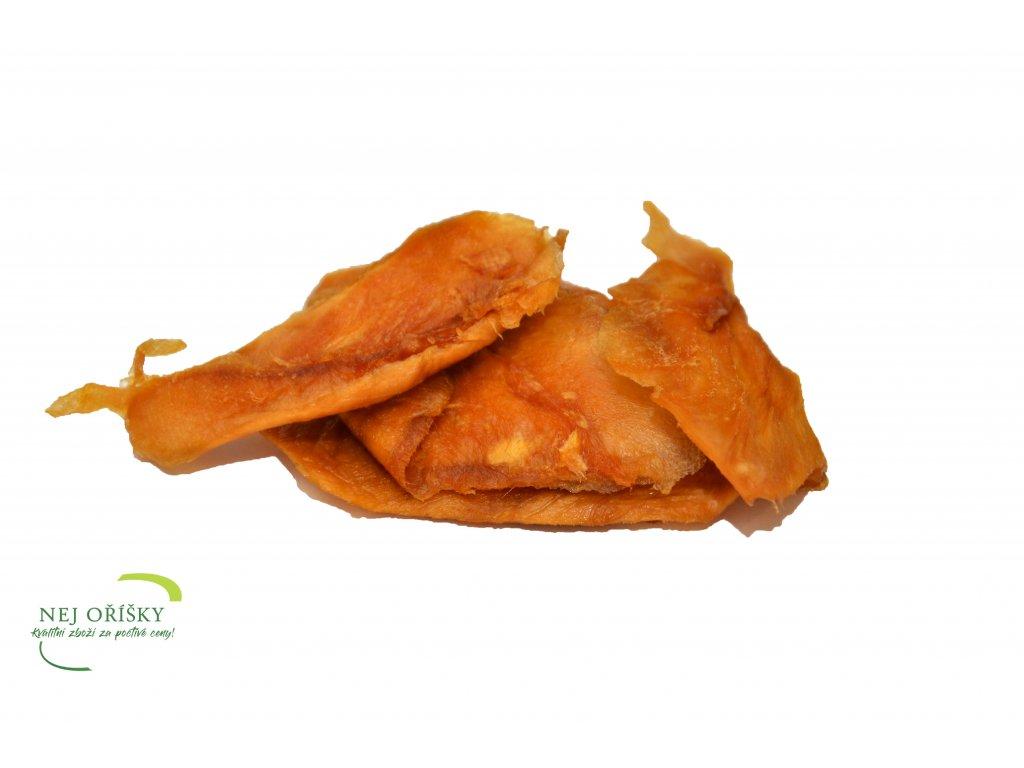 mango plátky bez SO2