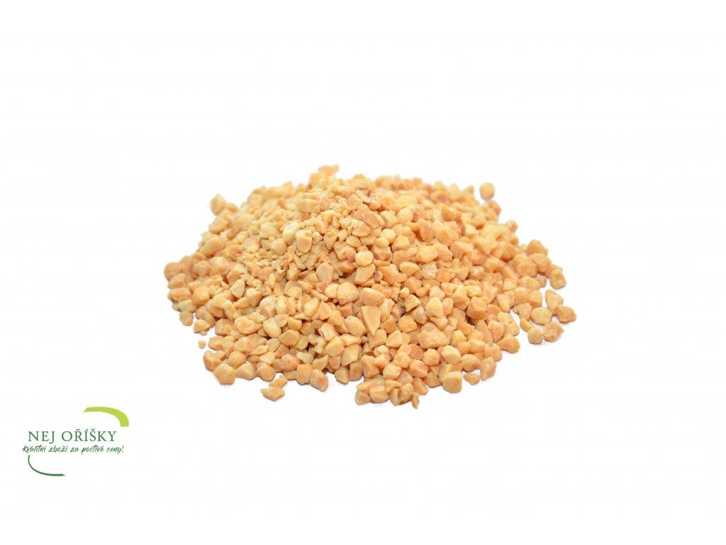 arašídy drť
