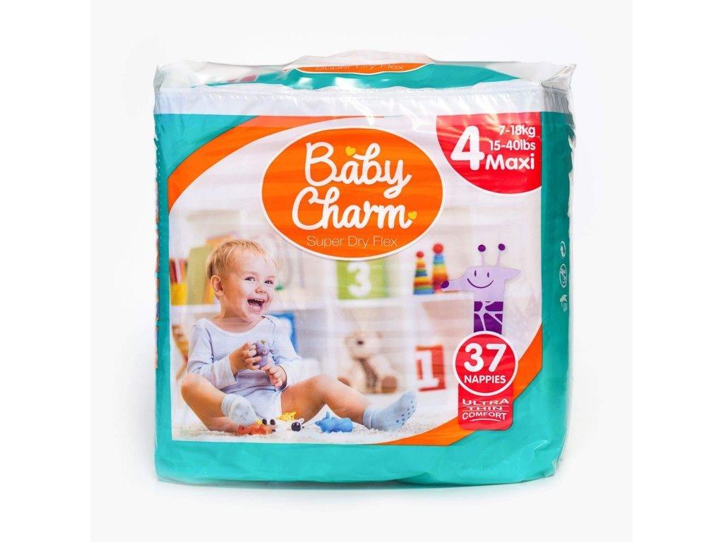 78 baby charm super dry flex vel 4 maxi