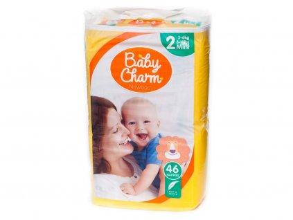 72 baby charm super dry flex vel 2 mini