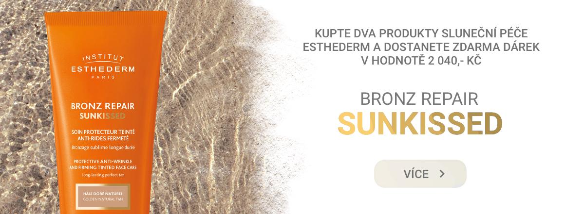 Letní akce Esthederm - dárek SUNKISSED