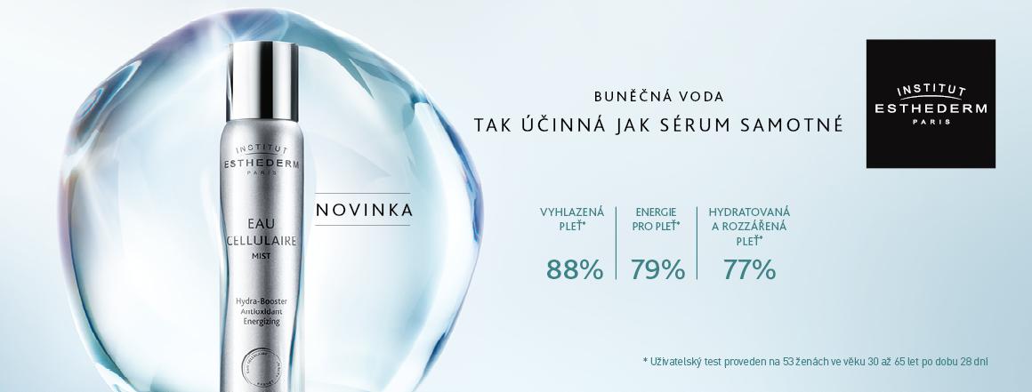 NOVINKA - Buněčná voda - Cellular Water