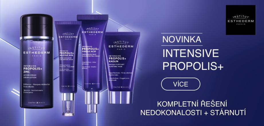Institut Esthederm Nová řada PROPOLIS+