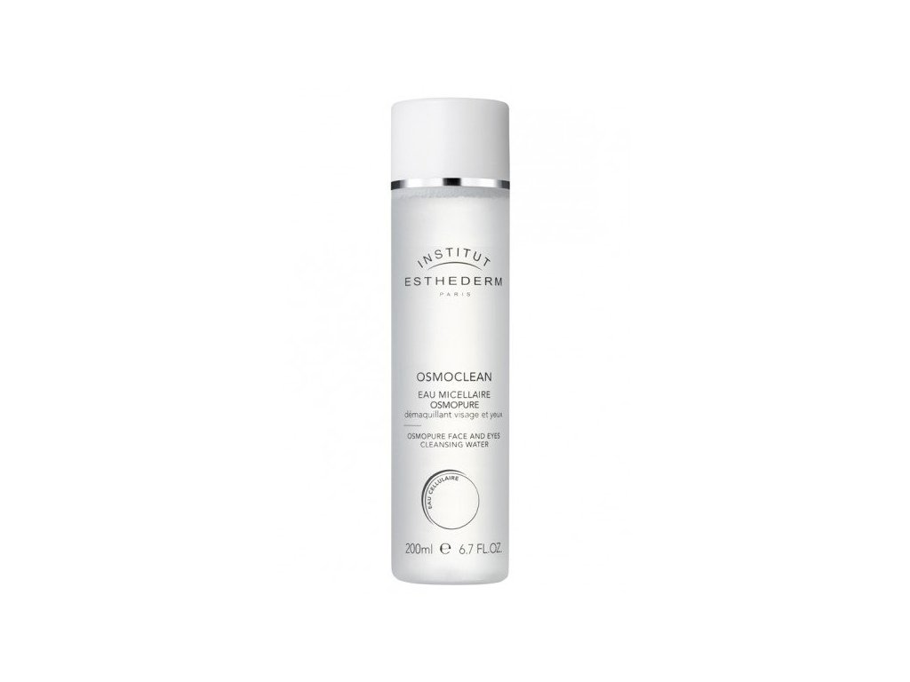 osmoclean osmopure face eyes cleansing water micelarni cistici voda