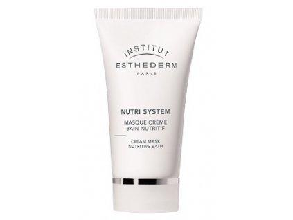 nutri system cream mask nutritive bath vyzivna kremova maska