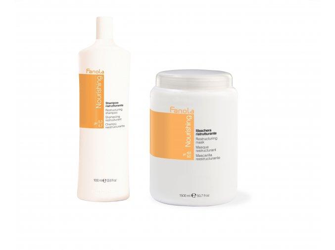 Akce nourishing šampon 03 042021