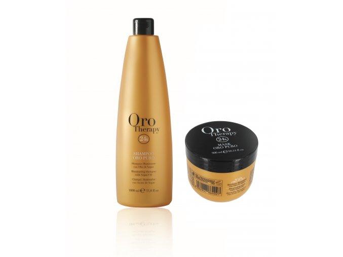 Akce oro therapy šampon 09 102020