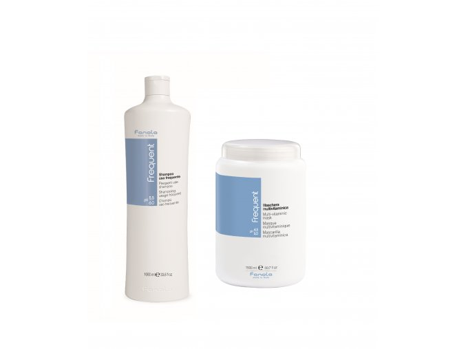 Akce šampon frequent 1000ml 3+4