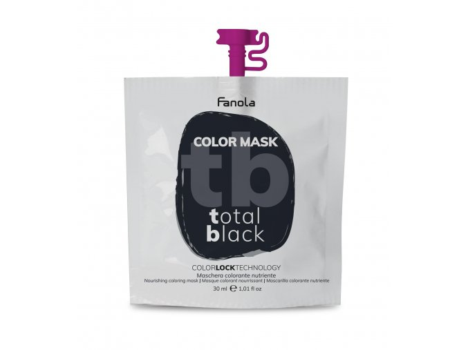 30ml total black