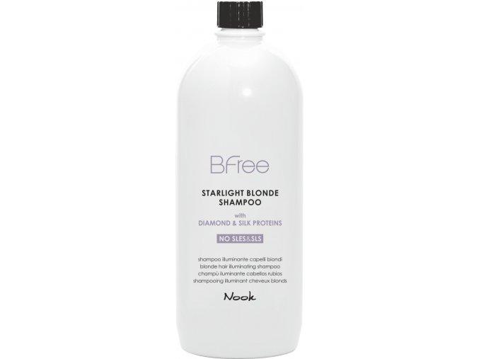 NK1000554 BFree shampoo 1000 ml
