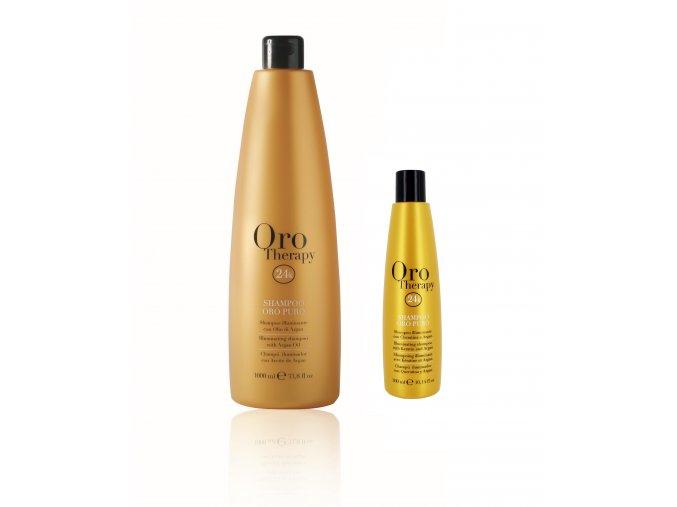 Akce oro therapy šampon 1000ml 3+4