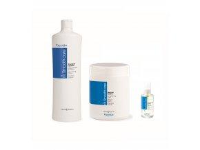 Akce smooth šampon a maska 3+4