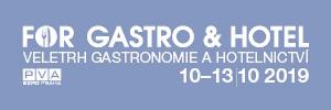 Účastníme se výstavy FOP GASTRO & HOTEL 2019
