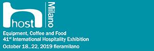 Naše výrobky a aplikace pro Vás prezentujeme na výstavě Host v Miláně.