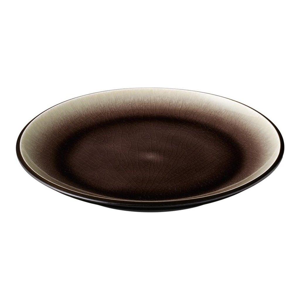 1290 talir porcelanovy melky s hnedymi prechody cabo 22 8 cm