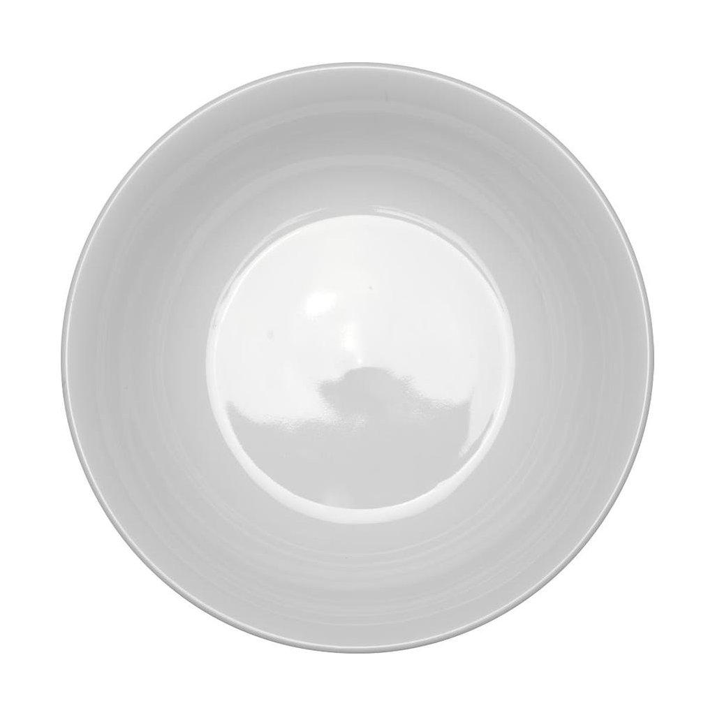 1365 miska hluboka porcelanova bila 13 cm 20 cl