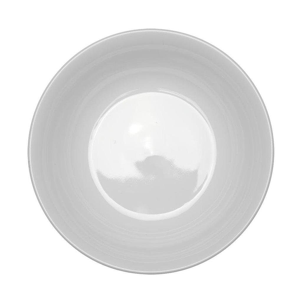 1368 miska hluboka porcelanova bila 16 cm 40 cl