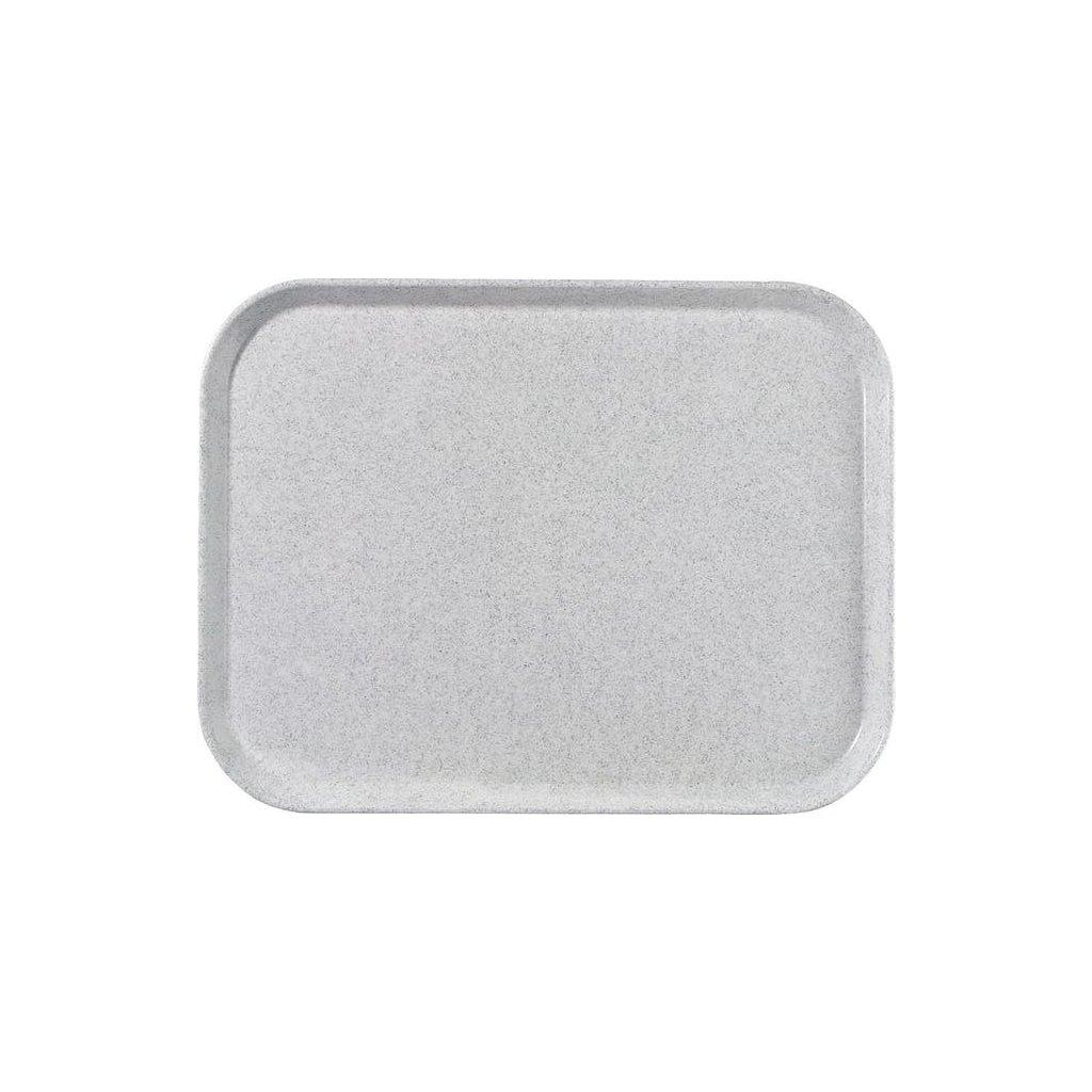 Podnos servírovací vzor granit Cambro obdélník 43 x 33 cm